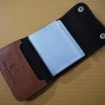 ตัวอย่างงานลูกค้าสั่งผลิตของพรีเมี่ยม ของขวัญ ของชำร่วย และประทับโลโก้ สินค้า The Signature Card Holder