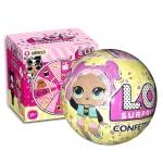 LO067 (งานเทียบ) L.O.L. Surprise ตุ๊กตา 9 ชั้น POP ได้เหมือนของแท้