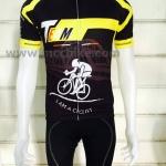 การสั่งตัดชุดปั่นจักรยาน ชุดจักรยานออกแบบเอง แบบตัวอย่างสำหรับ การออกแบบชุดจักรยาน - ทีม เสือชอนตะวัน นครสวรรค์