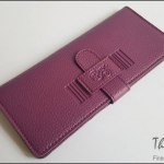 Purple(ม่วง) - Sashy Yen Wallet