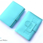 Baby Blue(ฟ้า) - Sashy Card Wallet
