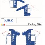 การสั่งตัดชุดปั่นจักรยาน แบบตัวอย่างสำหรับ การออกแบบชุดจักรยาน - SLC
