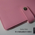 Dolly Pink(ชมพูอ่อน) - Bookbank Holder