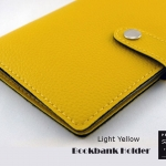 Light Yellow(เหลือง) - Bookbank Holder