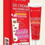 DD Cream Watermelon SPF50 PA+++ ดีดีครีมกันแดดแตงโม (หลอด40g) ส่ง 175 บาท