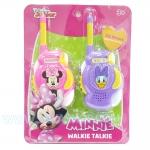 Z087 ของเล่น วิทยุสื่อสาร Mickey Mouse WALKIE TALKIE