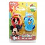 Z090 ของเล่น วิทยุสื่อสาร Mickey Mouse WALKIE TALKIE