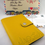 Light Yellow(เหลือง) - Passport Holder