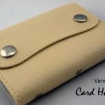 Vanilla(ครีม) - Card Holder