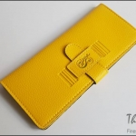 Light Yellow(เหลือง) - Sashy Yen Wallet