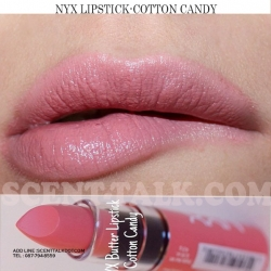 NYX Butter lipstick #Cotton Candy