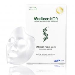 Medileen Kor Chitosan Facial Mask (มีแบ่งขาย สำหรับลูกค้าที่ต้องการทดลองค่ะ)