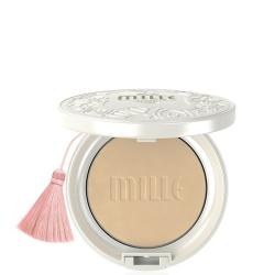 Mille Whitening Rose BB Powder Pact No.2
