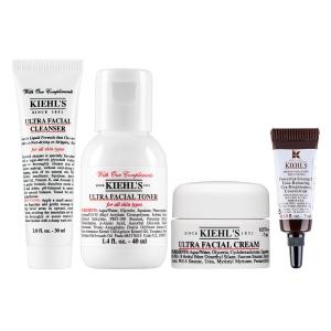 เซตดูแลผิวหน้า Kiehl's Ultra Facial Collection- สูตรเพิ่มน้ำให้ผิว