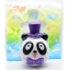 CA838 สกุชชี่ Panda in the hat สีม่วง by lei lei (super soft) มีกลิ่น ลิขสิทธิ์ ขนาด13cm. thumbnail 1