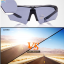 แว่นตาปั่นจักรยาน ESS Polarized UV400 แว่นตาสำหรับกีฬากลางแจ้ง ทรงสปอร์ต มีคลิปสายตา เปลี่ยนเลนส์ได้ thumbnail 15