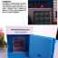 KA009 กระปุกออมสิน ตู้เซฟ ดูดเงินอัตโนมัติ สีแดง thumbnail 3
