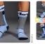 ถุงเท้าจักรยาน ถุงเท้าปั่นจักรยาน ถุงเท้ากีฬา MONTON ลายใหม่ thumbnail 2