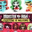 SR010 ไข่เซอร์ไพร์ส Monster High thumbnail 5