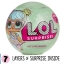 LO028 (งานเทียบ) L.O.L Surprise Series 2 wave 1 ตุ๊กตาเซอร์ไพร์ส 7 ชั้น thumbnail 1
