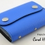 French Blue(น้ำเงิน) - Card Holder thumbnail 1