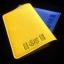 Light Yellow(เหลือง) - Personal Name Card Holder thumbnail 6