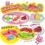 M155 ขนมญี่ปุ่น DIY ของเล่นกินได้ Playing House Kitchen Gummy thumbnail 4