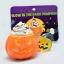 I136 สกุชชี่ Limited edition GLOW in the dark Halloween Pumpkin Squishy ฟักทอง ฮาโลวีน สีส้ม ขนาด 8 cm เรืองแสง ลิขสิทธิ์แท้ thumbnail 1