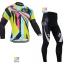 ชุดปั่นจักรยาน เสื้อปั่นจักรยาน และ กางเกงปั่นจักรยาน Fox ขนาด M thumbnail 1