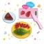M155 ขนมญี่ปุ่น DIY ของเล่นกินได้ Playing House Kitchen Gummy thumbnail 2