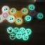 HF310 Fidget spinner -Hand spinner - GYRO (ไจโร) Basic emoji เรืองแสง thumbnail 5