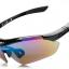 แว่นตาปั่นจักรยาน Robesbon มีคลิปสายตา เปลี่ยนเลนส์ได้หลายสี เลนส์ 5 ชุด R002 thumbnail 6