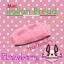 I160 Italian Bread Pink Mini by chawa สกุชชี่ อิตาเลียน เบลด มินิ สีชมพู (super soft) ขนาด 10 CM thumbnail 1