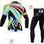 ชุดปั่นจักรยาน เสื้อปั่นจักรยาน และ กางเกงปั่นจักรยาน Fox ขนาด M thumbnail 2