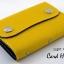 Light Yellow(เหลือง) - Card Holder thumbnail 1