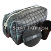 Nar - Black luxery bag with puff and brush