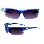 แว่นตาปั่นจักรยาน สีน้ำเงิน
