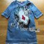 Lady Sophie Sequin Embroidered Ripped Denim Dress L235-89C01 thumbnail 18