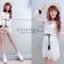 Ally Lace Mini Dress C139-53A02 thumbnail 5