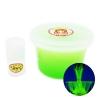 K179 Slime neon Green slime By WZCAFE สไลม์ เรืองแสง