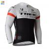 เสื้อปั่นจักรยาน แขนยาว Trek 2015 พร้อมส่ง