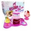 J016 FROZEN เครื่องทำน้ำแข็งใส Magical Play Set Ice crusher (ทำได้จริง)