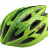 หมวกกันน๊อค จักรยาน สีเขียว