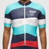 เสื้อปั่นจักรยาน แขนสั้น MAAP MAAP011