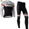 ชุดปั่นจักรยาน แขนยาว Trek 2015 เสื้อปั่นจักรยาน และ กางเกงปั่นจักรยาน