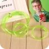 Z052 แว่นตาหลอดดูดน้ำ สุดฮิต ใส่แล้วดูดน้ำ เท่ฝุดๆ - สีเขียว