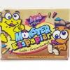 KN045 Monster Esspapier ขนมกระดาษ กลิ่นโคล่า รุ่น 12 แผ่น