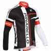 เสื้อปั่นจักรยานแขนยาว ทีม Pinarello ขนาด XL พร้อมส่งทันที รวม EMS