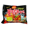 MM002 มาม่าเกาหลีรสเผ็ด ซัมยัง ฮ็อตชิคเค่น ราเม็ง แบบซอง มีอย.รับรอง