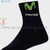 ถุงเท้าจักรยาน ถุงเท้าปั่นจักรยาน โปรทีม Movistar